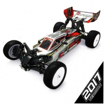 Carisma Racing CA77368 4XS'17 Spec - 4WD 1/10th Competition Off Road Buggy Kit
